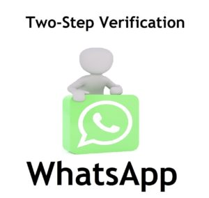 Whatsapp Two-Step Verification