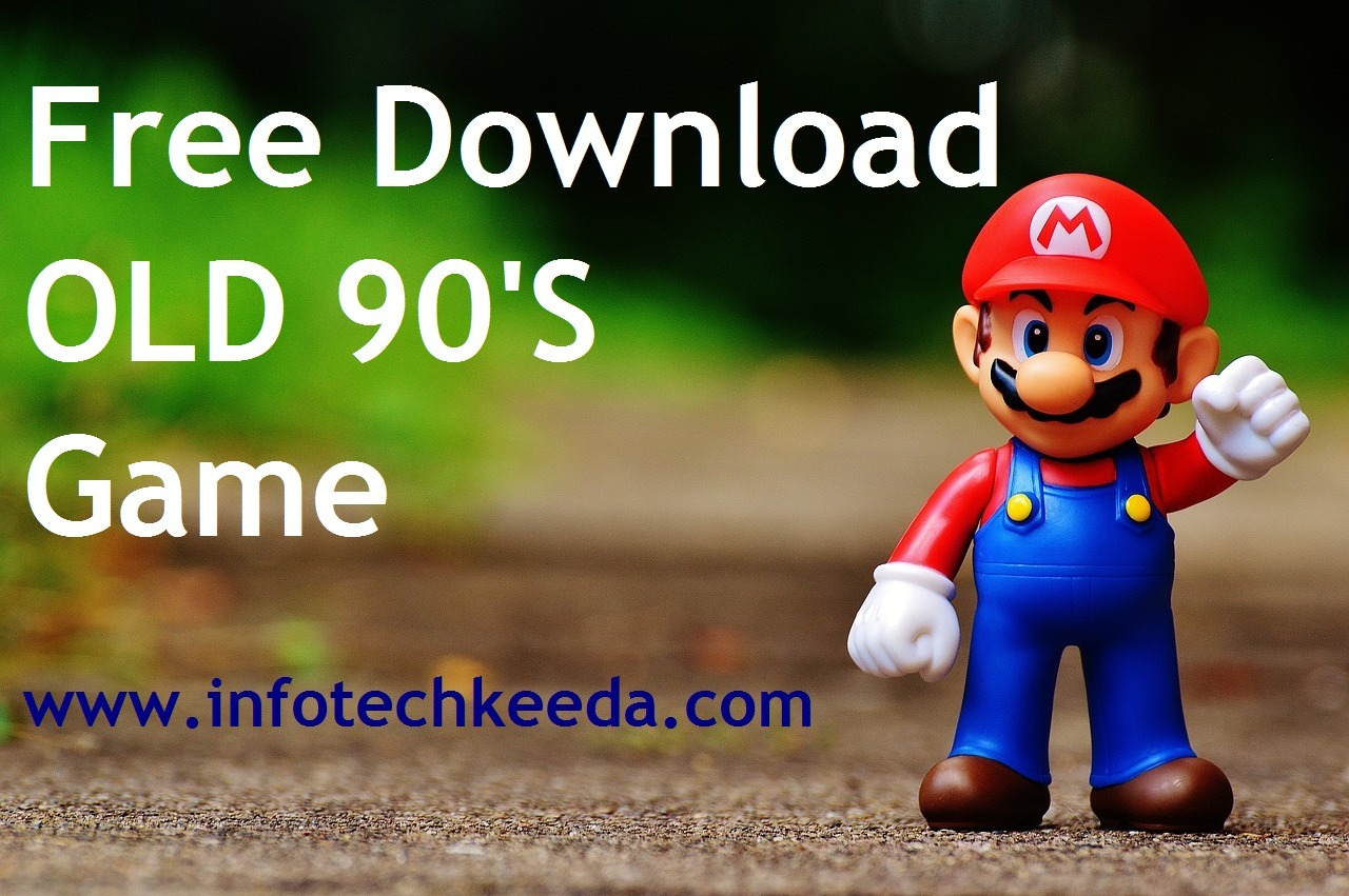Free Download old 90's game 2