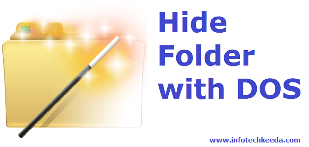 hide Folder with DOS