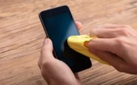 How to sanitize your mobile